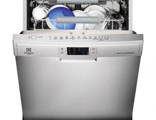 Rex electrolux lavastoviglie: RealLife